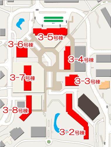 横浜若葉台第1 3-3号棟 1102